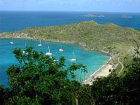 St Barts Beach Columbier