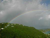 St Barts Rainbow