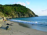 St Barts Shell Beach