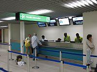 St Maarten Transit Desk
