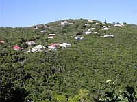 St Barts Villas in the Hills